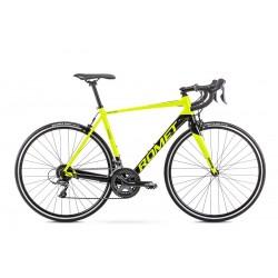 Vélo ROMET ROUTE 28 pouces HURAGAN 1 vert céladon-noir M