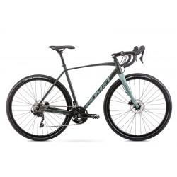 Vélo ROMET GRAVEL 28 pouces ASPRE 2 olive S