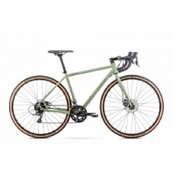 Vélo ROMET GRAVEL 28 pouces FINALE vert S