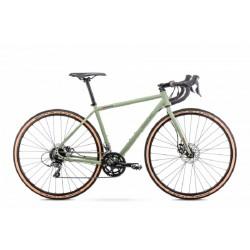 Vélo ROMET GRAVEL 28 pouces FINALE vert L