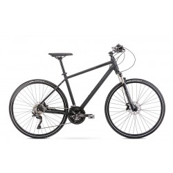 Vélo ROMET CROSS 28 pouces ORKAN 9 M noir M