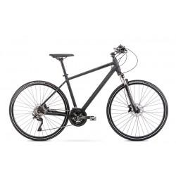 Vélo ROMET CROSS 28 pouces ORKAN 9 M noir L