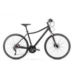 Vélo ROMET CROSS 28 pouces ORKAN 8 D noir L