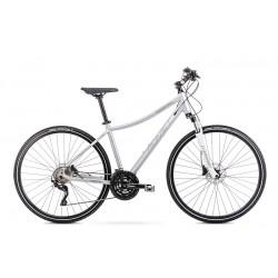Vélo ROMET CROSS 28 pouces ORKAN 7 D argent L
