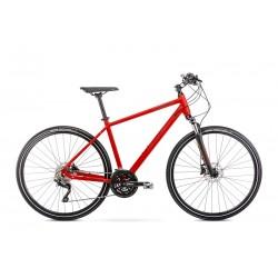 Vélo ROMET CROSS 28 pouces ORKAN 7 M rouge L