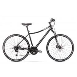 Vélo ROMET CROSS 28 pouces ORKAN 5 D noir M
