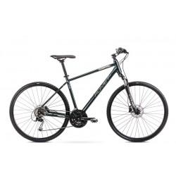 Vélo ROMET CROSS 28 pouces ORKAN 4 M rouge graphite M