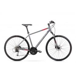 Vélo ROMET CROSS 28 pouces ORKAN 4 M vert L