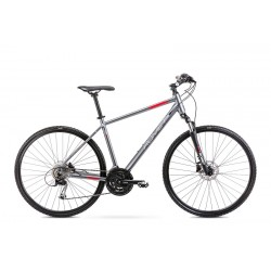 Vélo ROMET CROSS 28 pouces ORKAN 4 M vert M