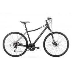 Vélo ROMET CROSS 28 pouces ORKAN 3 D noir M