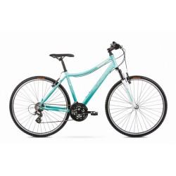 Vélo ROMET CROSS 28 pouces ORKAN D turquoise M