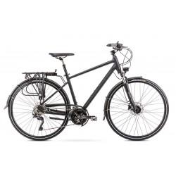 Vélo ROMET TREKKING 28 pouces WAGANT 10 noir L