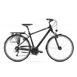 Vélo ROMET TREKKING 28 pouces WAGANT 7 noir-gris L