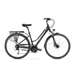 Vélo ROMET TREKKING 28 pouces GAZELA 6 noir L