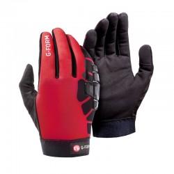Bolle Gants température froide Rouge/noir