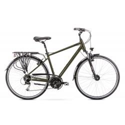 Vélo ROMET TREKKING 28 pouces WAGANT 5 or foncé L
