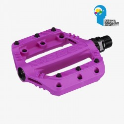 Pédales Junior SDG SLATER Purple 90mmx90mm