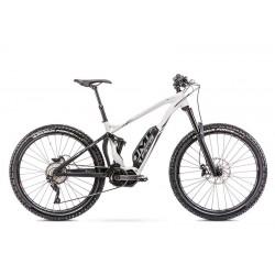 Vélo E-Bike ROMET 27,5 pouces ERE 501 gris-noir M