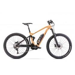 Vélo E-Bike ROMET 27,5 pouces ERE 501 marron-noir M