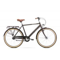 Vélo ROMET CITY 26 pouces ORION 7S anthracite M