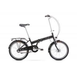 Vélo ROMET CITY 20 pouces WIGRY 3 noir