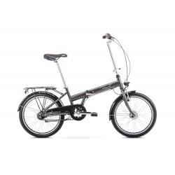 Vélo ROMET CITY 20 pouces WIGRY 4 graphite