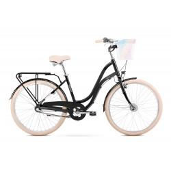 Vélo ROMET CITY 26 pouces POP ART 26 CLASSIC noir
