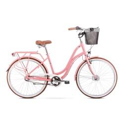 Vélo ROMET CITY 26 pouces POP ART 26 rose