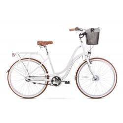 Vélo ROMET CITY 26 pouces POP ART 26 blanc M