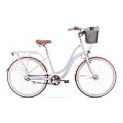 Vélo ROMET CITY 26 pouces POP ART 26 violet