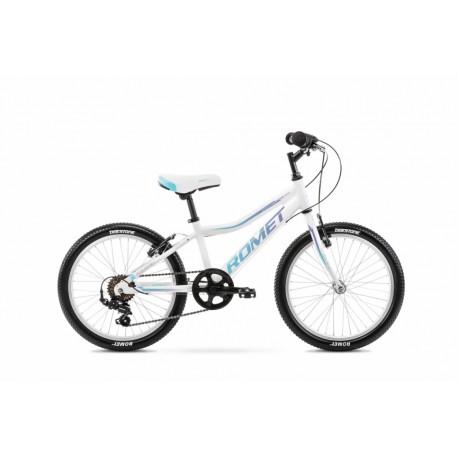 Vélo ROMET KID 20 pouces JOLENE 20 KID 1 blanc-bleu S