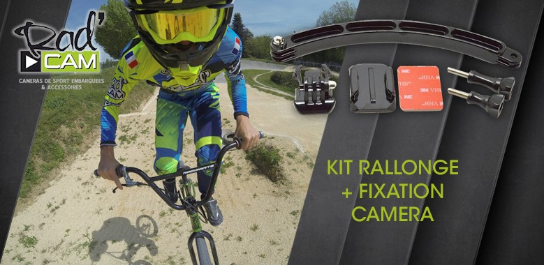 KIT RALLONGE + FIXATION CAMERA